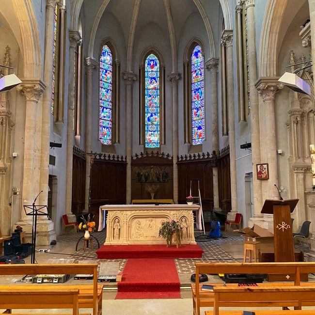 Dis-nous dans quelle église tu te marieras ? 🤩 4