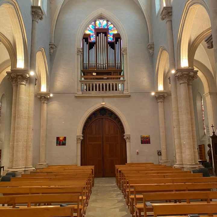 Dis-nous dans quelle église tu te marieras ? 🤩 - 3