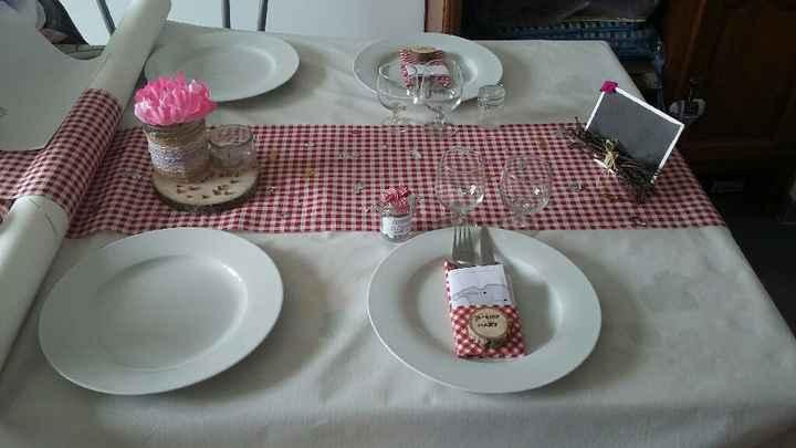 Décorations tables - 1