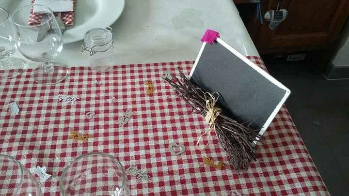 Décorations tables - 3