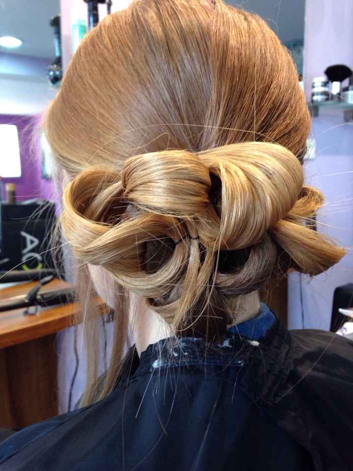 Essais coiffures - 2