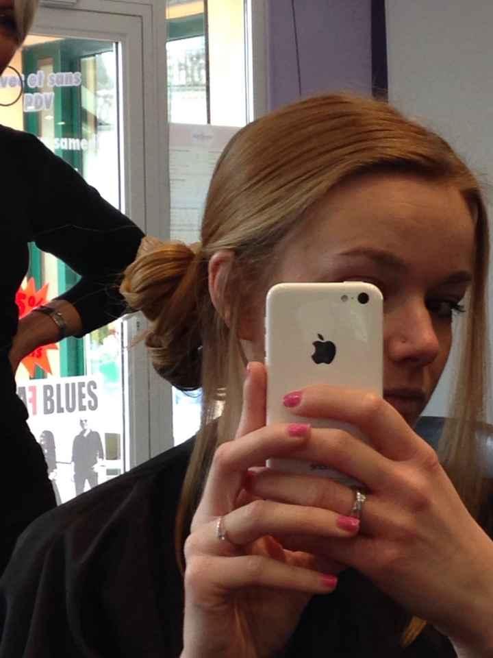 Essais coiffures - 3