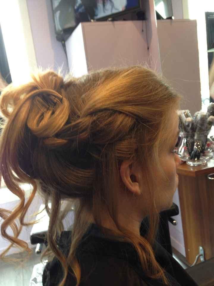 Essais coiffures - 5