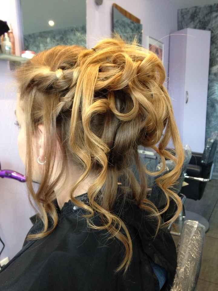 Essais coiffures - 6