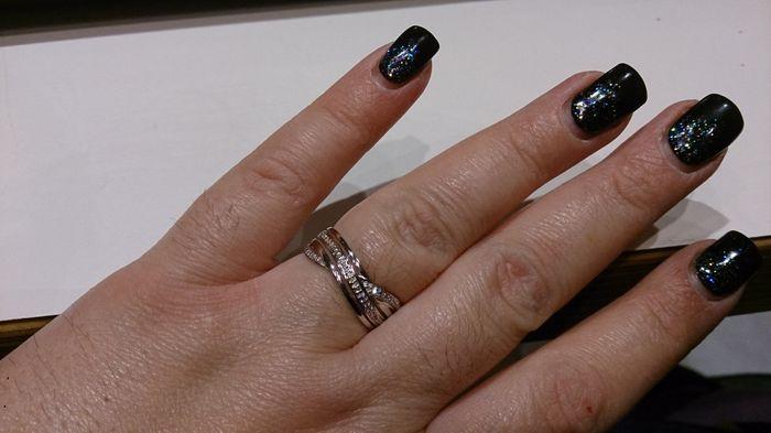Qui porte une bague de fiançailles ? 2