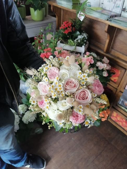 Bouquet de la mariée 23