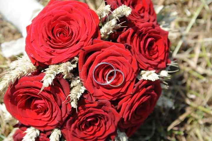 Mon bouquet et nos alliances