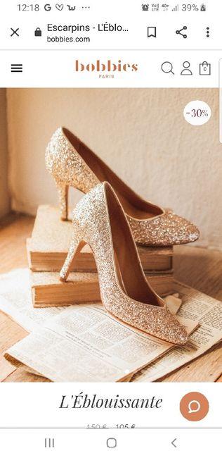 Chaussures de mariée 7