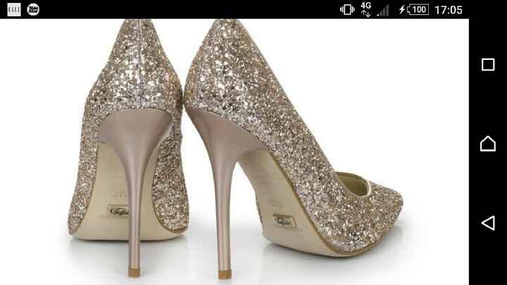 Chaussures de mariée .. dite moi tout ! - 1