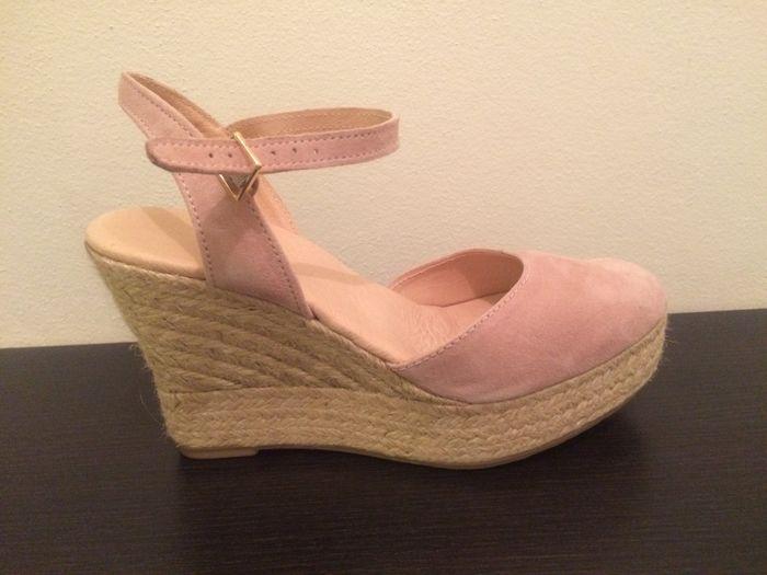 Sandales compensées - 2