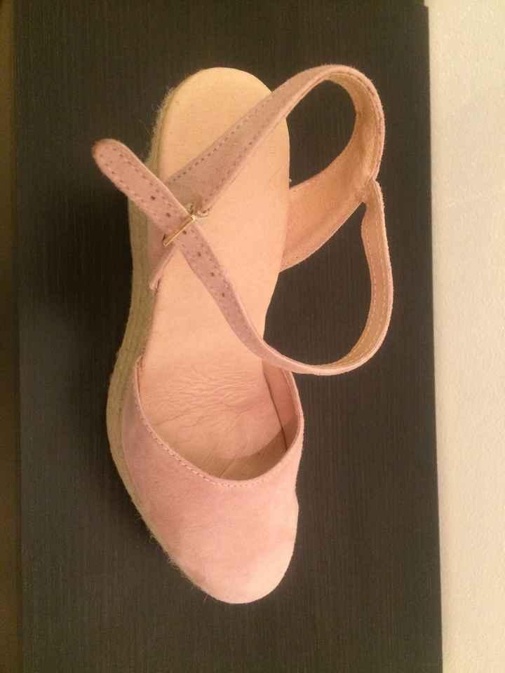 Sandales compensées - 1