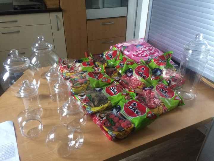 Candy bar!! - 1