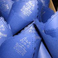 Cône pour confettis