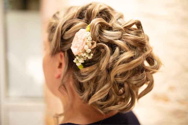 Idées de chignon, et retour de vos expériences coiffures - 1