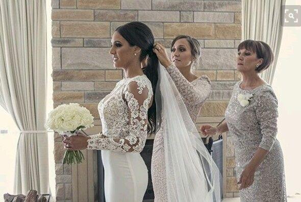 Les robes berta bridal portées par de vraies mariées! - 3