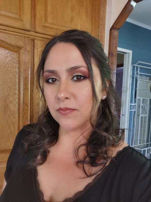 Déçue de mon essai maquillage 1