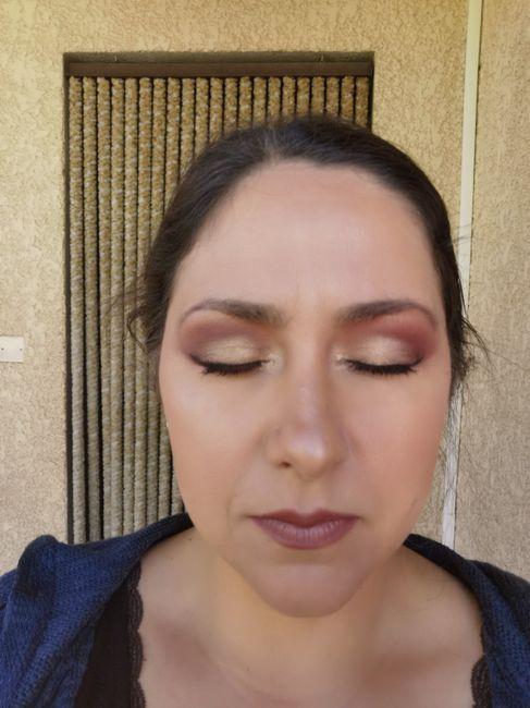 Déçue de mon essai maquillage 2