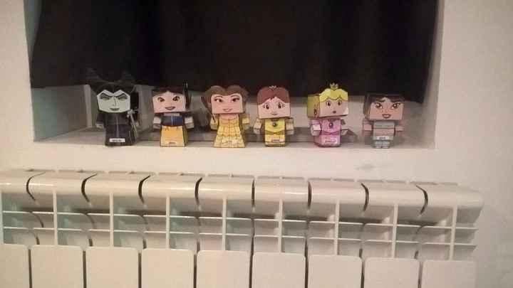 Table Lego Disney