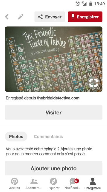 Inspiration - Mariage Chimie 21