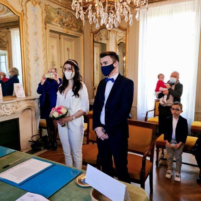 Masque et mairie 1