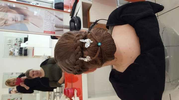 Voilà mon essai coiffure et m6 - 3