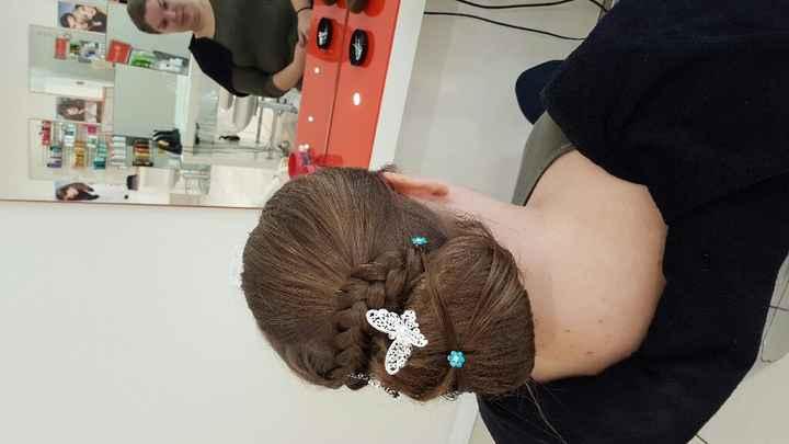 Voilà mon essai coiffure et m6 - 4
