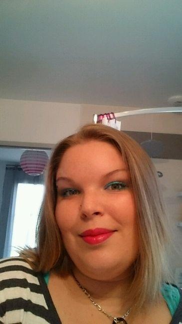 2 ème essai maquillage - 1