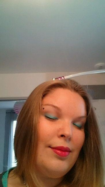 2 ème essai maquillage - 2