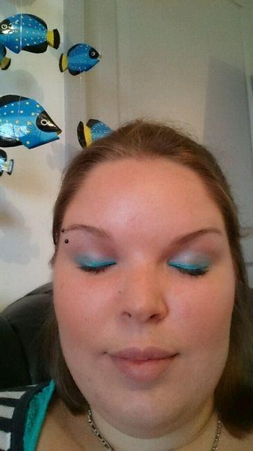 2 ème essai maquillage - 3