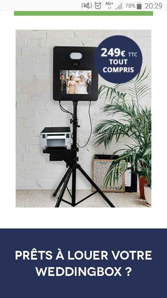 Avis  Kruu photobooth - 1