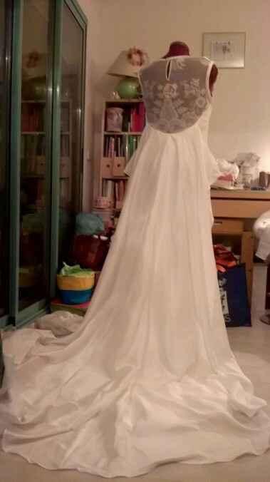 Le dos de la mariée - 1