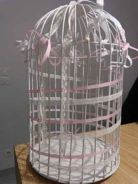 Mon Urne ... cage à oiseau