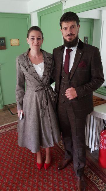 Notre mariage écossais 1