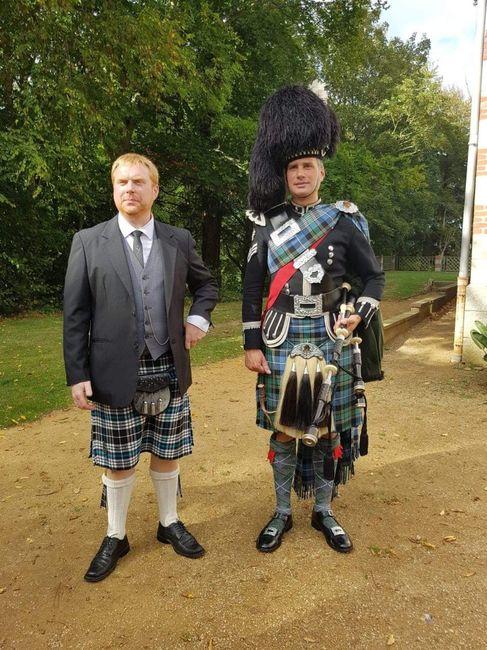 Notre mariage écossais 6