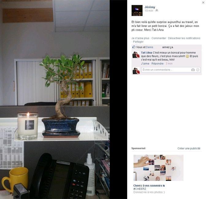 cadeau d 39 anniversaire mon futur vivre ensemble forum. Black Bedroom Furniture Sets. Home Design Ideas