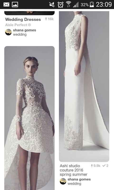 Une idée de robe - 1