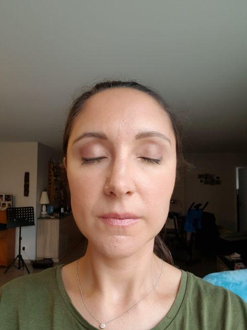 1Er essai maquillage ! 1
