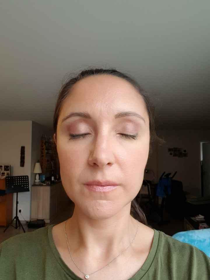 1Er essai maquillage ! - 1