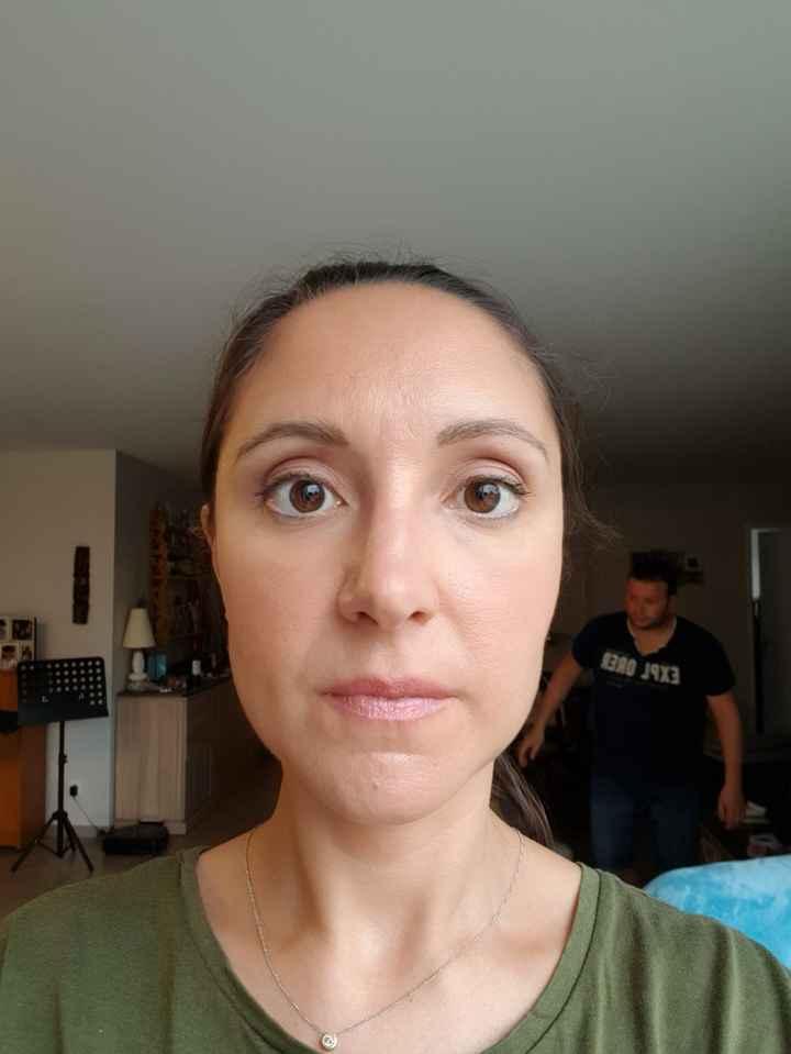 1Er essai maquillage ! - 2