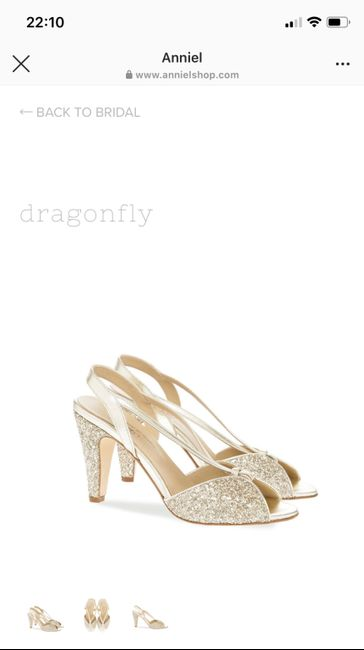 Chaussures Mariée 👠👠👠 7