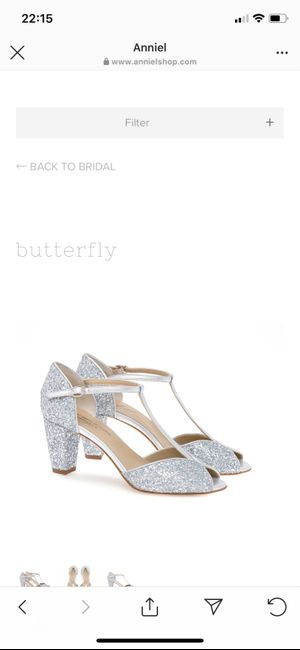 Chaussures Mariée 👠👠👠 8