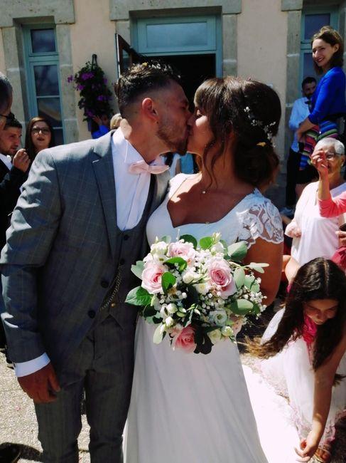Enfin mariés 🥰 1