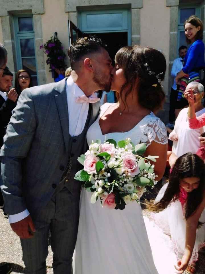 Enfin mariés 🥰 - 1