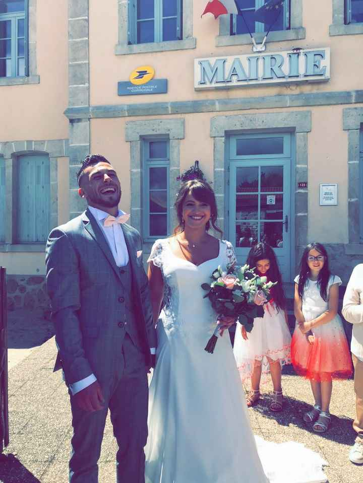 Enfin mariés 🥰 - 2