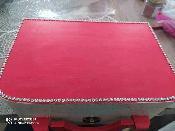 Valisette box pour mes temoins - 2
