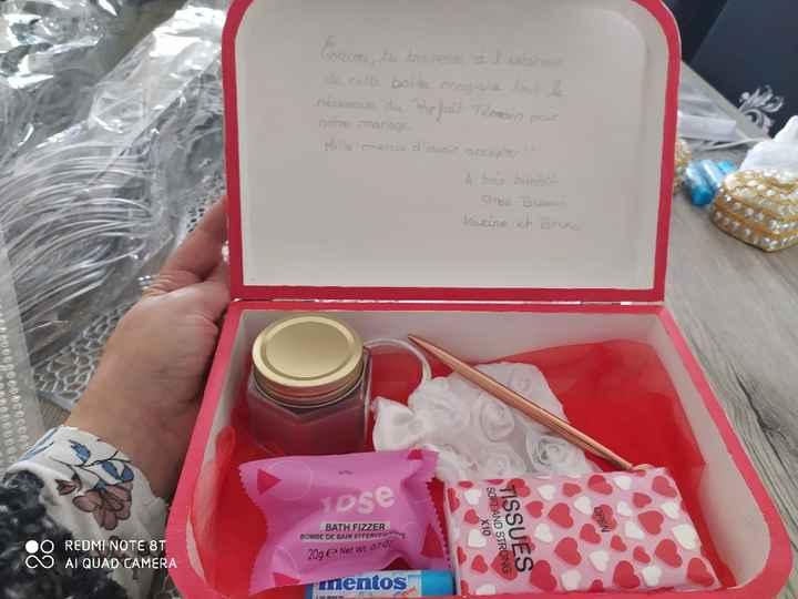 Valisette box pour mes temoins - 3