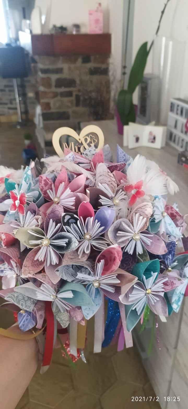 Second bouquet 1