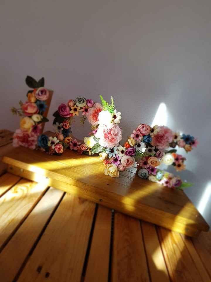 Diy des fleurs des fleurs et de l'amour - 1