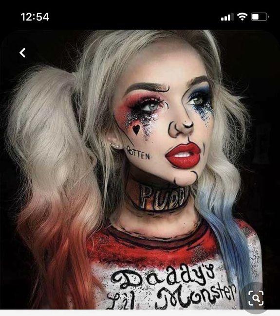 Essaie maquillage - 1