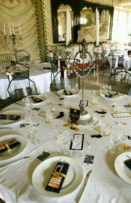 Photos de votre décoration de mariage - 2